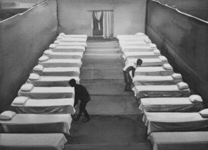 Radenko Milak, 'March 28, 2020, Quarantine Room, India', 2020