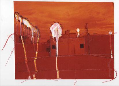 Andrew K. Thompson, 'Bleeding Trees', 2015
