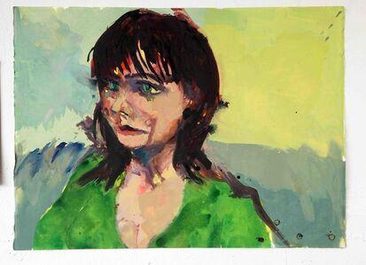 Michael Ajerman, 'Sophie in Green', 2012