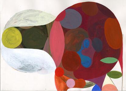 Matt Rich, 'Yellow Dot', 2015