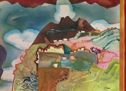 Keith Crown, 'Untitled Taos', ca. 1980s