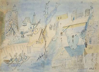 Wols, 'Untitled (le port)', ca. 1940-1941