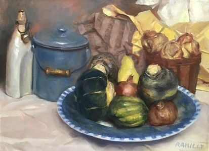 Paul Rahilly, 'The Blue Plate', 2013