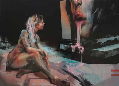 Ian Francis, 'Separated From Herself, A Girl Finds Her Mouth Has Become Strange and Unstable', 2016
