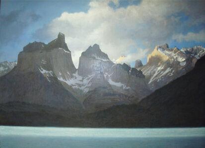 Guillermo Muñoz Vera, 'Cuernos del Paine', 2004