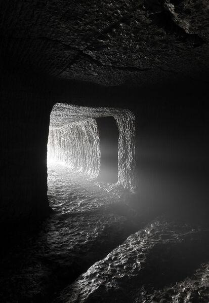 Taca Sui, 'Light Through the Mountain 穿山之光', 2018