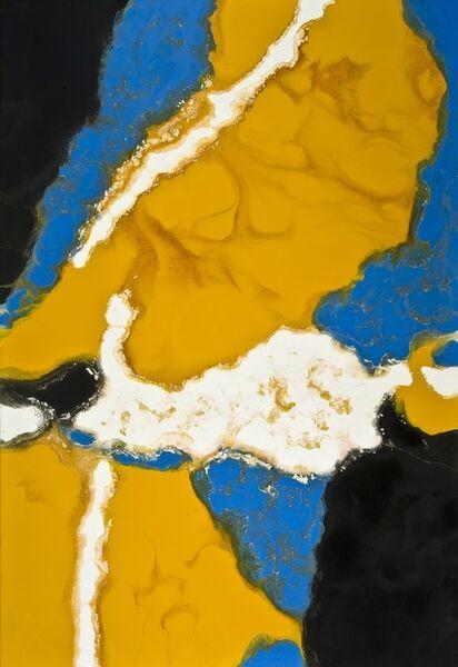 "Stanley Twardowicz, 'No. 31-1960, (""Sea Marks"")', 1960"