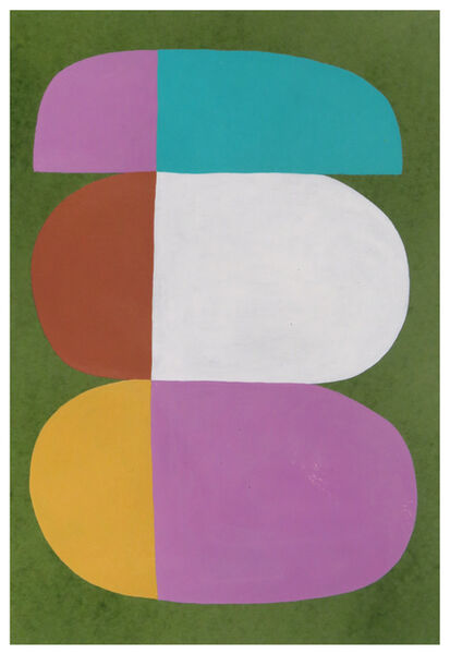 Molly Dilworth, 'February 4', 575
