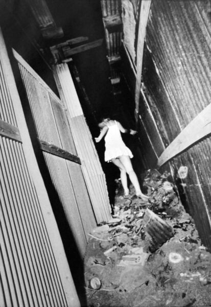"Daido Moriyama, 'Yokosuka (from ""Another Country"")', 1971/2005"