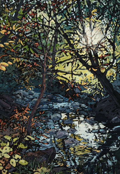 Deb Komitor, 'Reflecting on Seasons Past', 2017