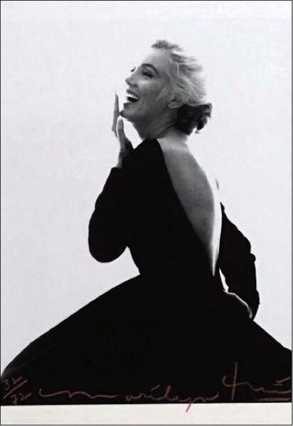 Bert Stern, 'Marilyn: Dior Dress (III)', 1962