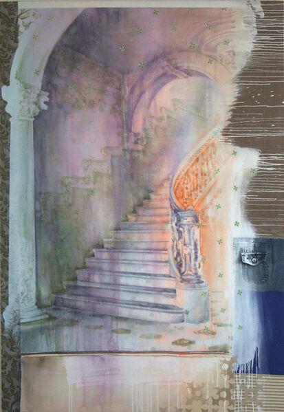 Fides Becker, 'Aufgang', 2008