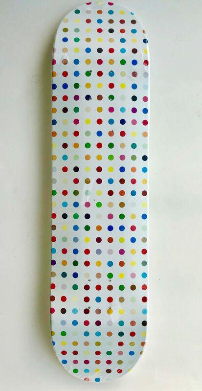 Damien Hirst, 'Dot Deck 1', 2009, Design/Decorative Art, Skateboard deck, Gallery 52