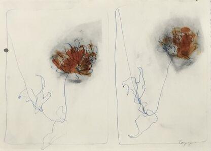 Dudley Zopp, 'Stereopticon Orange', 2002
