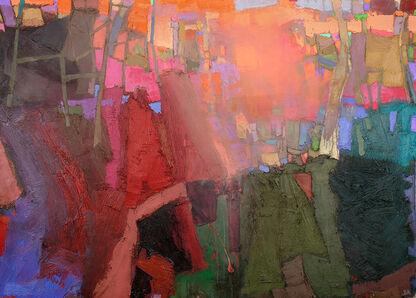Brian Rutenberg, 'CHERRY GROVE 4', 2007-2008