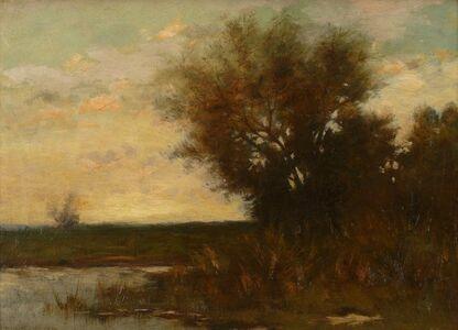 Arthur Hoeber, 'Twighlight', ca. 1910