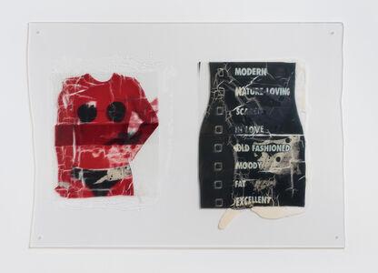Sara Greenberger Rafferty, 'Top and Bottom', 2016