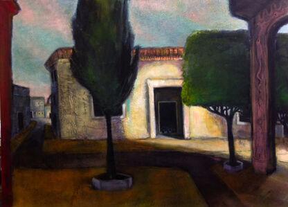 Treacy Ziegler, 'Half Light of Mexican Village', 2017