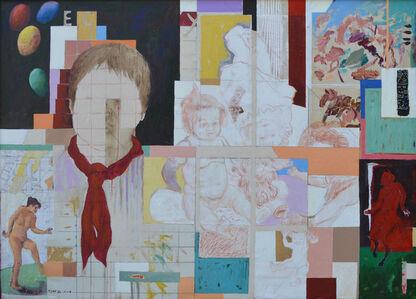 Asad Azi, 'Crying Boy', 2008