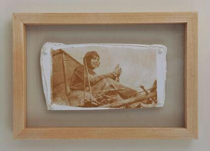 Piers Secunda, 'Helene Dutrieu - Pioneer Pilot, 1910', 2015