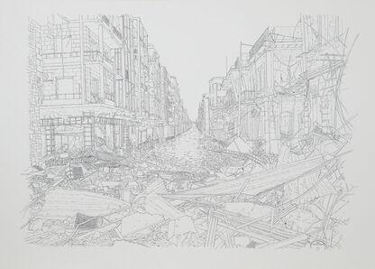 Ha Taebum, 'Drawing-6', 2016