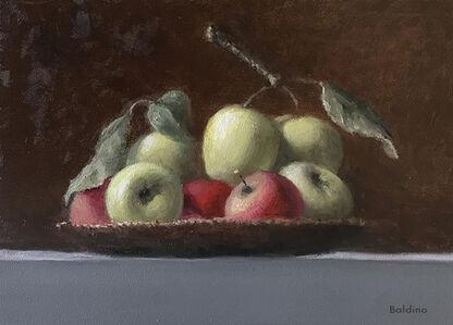 Patt Baldino, 'Small Bunch of Apples', 2019
