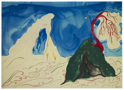 Chris Ofili, 'Paradise by Night (ANTWI) from Paradise by Night', 2010