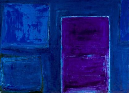 Katherine Parker, 'Indigo', 2014