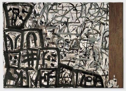 Basil Beattie RA, 'Pathfinder', 1989