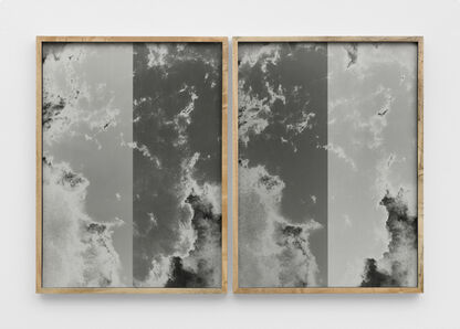 Lisa Oppenheim, 'Photograph of Nitrate Film Vault Test, Belsville Maryland Fire Pattern (1949/2019) (VersionI)', 2020