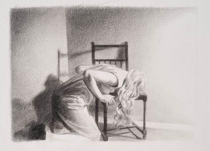 Mercedes Helnwein, 'East Kansas City II', 2012