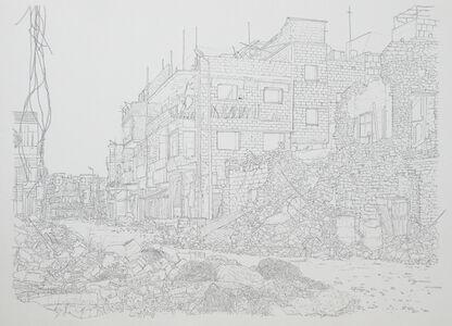 Ha Taebum, 'Drawing-7', 2016