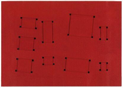 Armando Marrocco, 'Intreccio politico', 1969