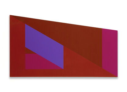 Leo Valledor, 'A New Slant', 1981