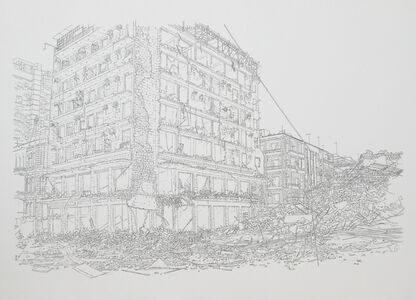 Ha Taebum, 'Drawing-1', 2016