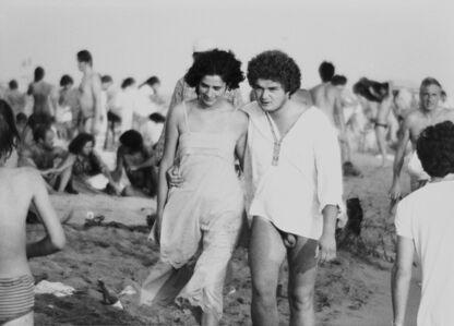 Mario Carbone, 'Castelporziano, Festival dei poeti', 1979