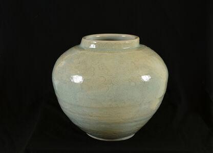 Jeffry Mitchell, 'CSULB Celadon Pot #2', 2019