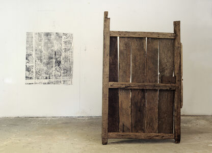 Javier Arce, 'Retry the life experiment in the communal', 2014
