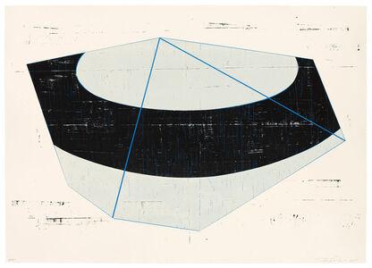 David Row, 'Compass', 2018