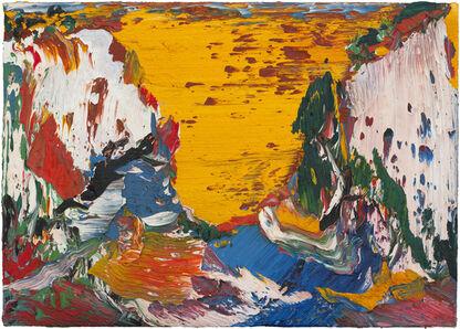 Yin Zhaoyang 尹朝阳, 'White Mountain 白山', 2019