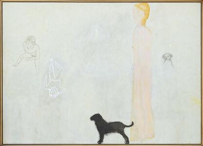 Martin Mull, 'At the Black Dog Café', 1993