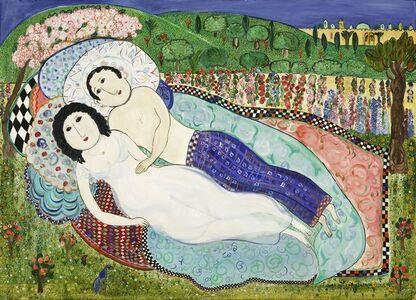 Dora Holzhandler, ''LOVERS IN JERUSALEM''