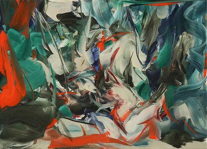 Sherie' Franssen, 'Exultation is the going', 2017
