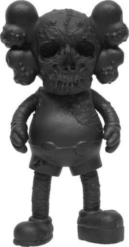 KAWS, 'Pushead Companion Black', 2006, Sculpture, Vinyl, Dope! Gallery