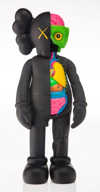 KAWS, 'Dissected Companion (Black)', 2016, Sculpture, Painted cast vinyl, Heritage Auctions