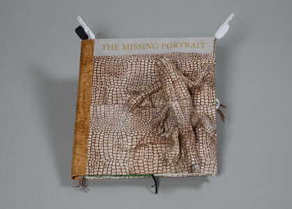 Richard Tuttle and John Yau, 'The Missing Portrait', 2008