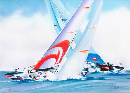 Victor Spahn, 'America's Cup - Alinghi', 2007