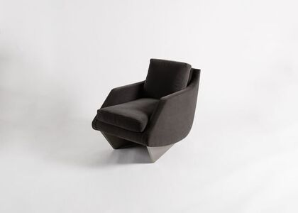 "Georgis & Mirgorodsky, '""Whalebone"" Armchair', 2014"