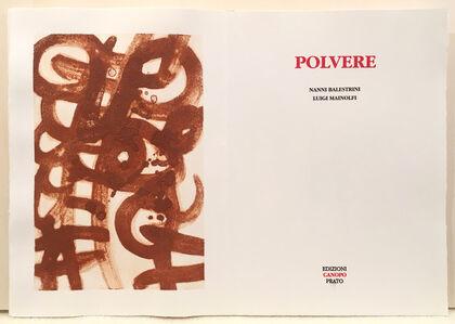Salvatore Mazza, 'POLVERE', 1998