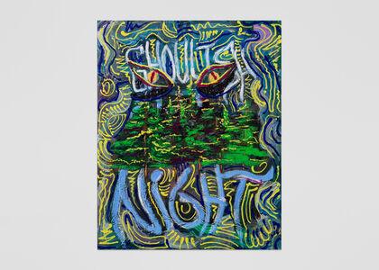 Vernon O'Meally, 'Night', 2018